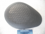 A GENUINE PEUGEOT 406 FACELIFT FRONT DOOR SPEAKER MESH COVER O/S RIGHT UK DRIVERS DOOR   93195100